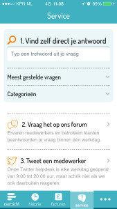 Simyo app service