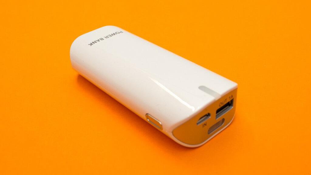 Externe batterij usb - micro-usb