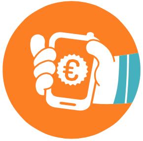 Simyo Simyo betalen met smartphone