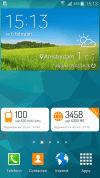 TouchWiz userinterface screenshot