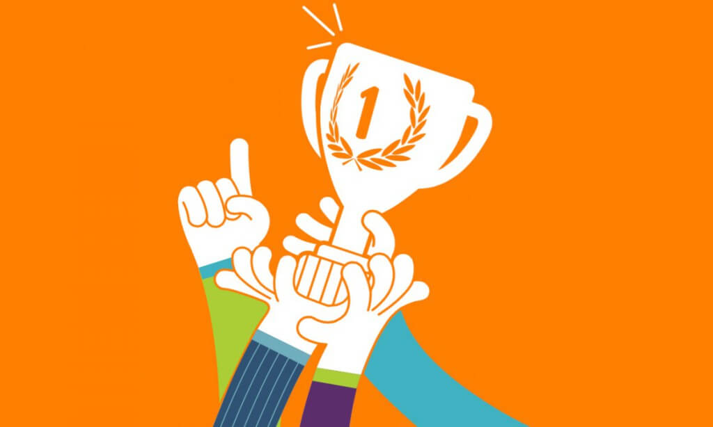 Simyo beste service award
