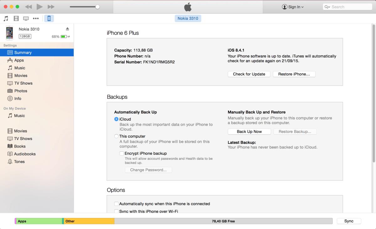 iOS 9 installeren via je computer