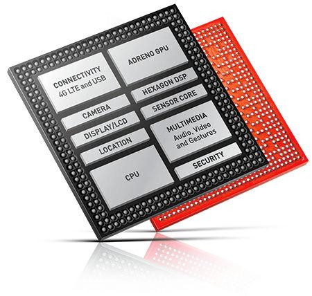 Nieuwe telefoon processor
