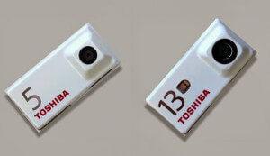 Modulaire smartphone camera