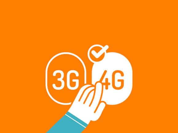 Simyo 3G vs 4G