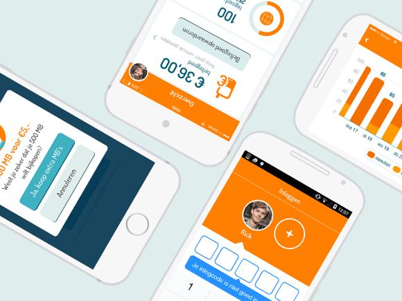 Simyo App update
