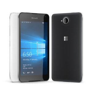beste betaalbare smartphones - Microsoft Lumia 650