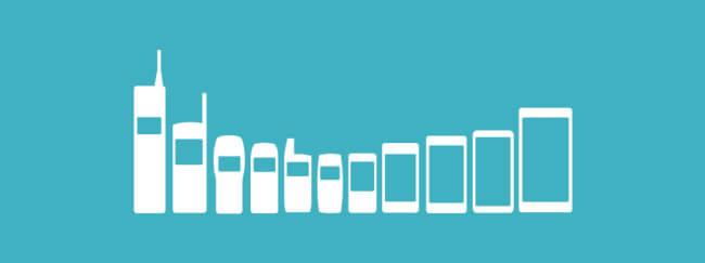 Simyo nieuwe telefoon design