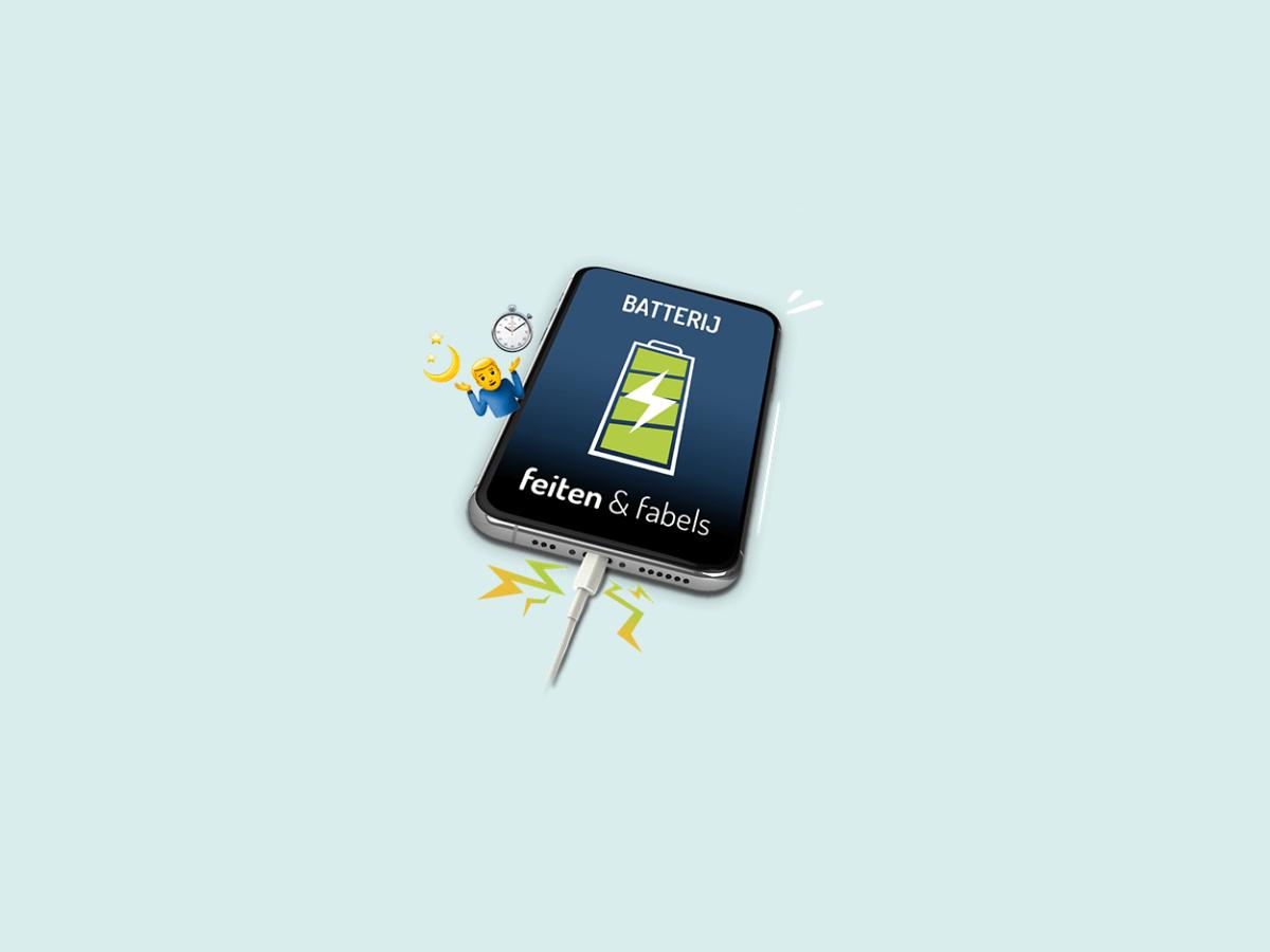 Welke 'mythes' over het opladen van je smartphone batterij kloppen wél of niet? Hoog tijd om fabels en feiten over opladen te bespreken.