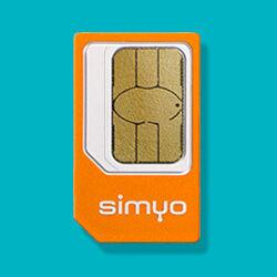 Simyo Standaard-simkaart