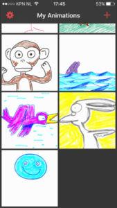 animatic app