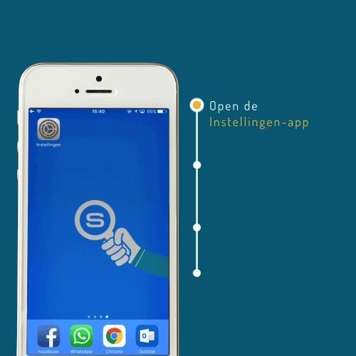 IMEI-nummer vinden iPhone