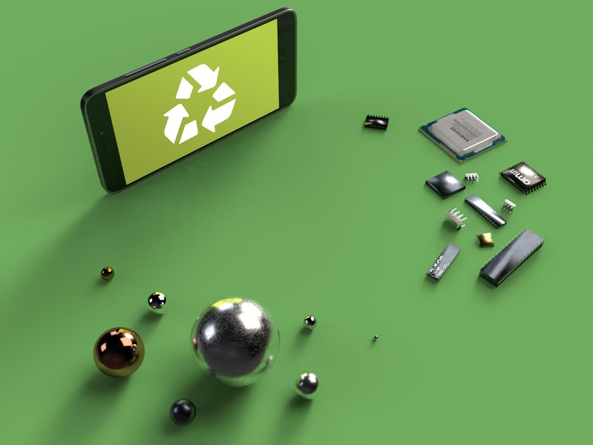 telefoon recyclen sim only simyo