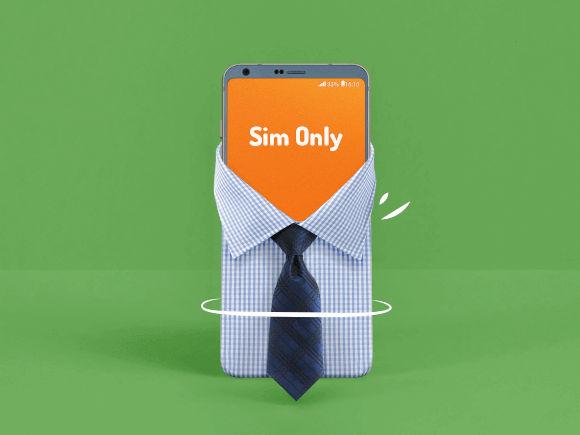 Sim Only zakelijk Simyo
