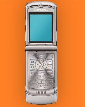 Motorola RAZR v3 Simyo