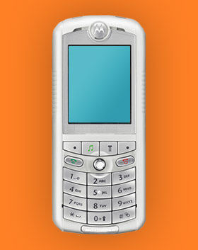 Motorola ROKR Simyo