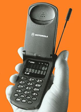 Motorola StarTAC Simyo