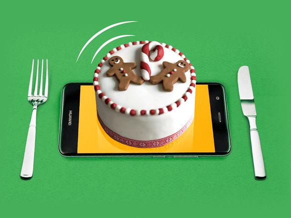 Recepten app Simyo