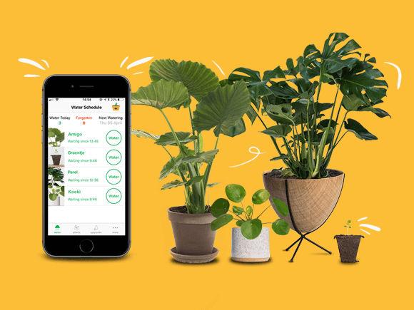 tuinieren apps
