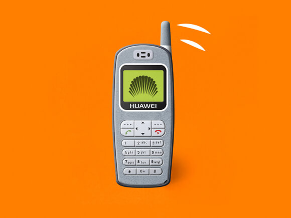 huawei telefoon eerste c300 simyo