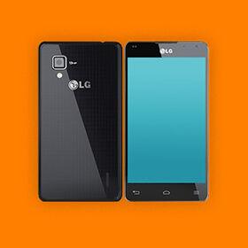 LG Optimus G eerste moderne flagship smartphone lg sim only simyo