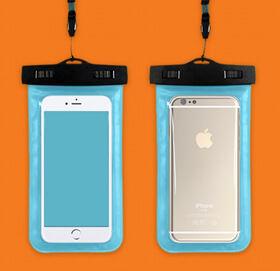 Smartphone accessoires waterdicht V2 Simyo