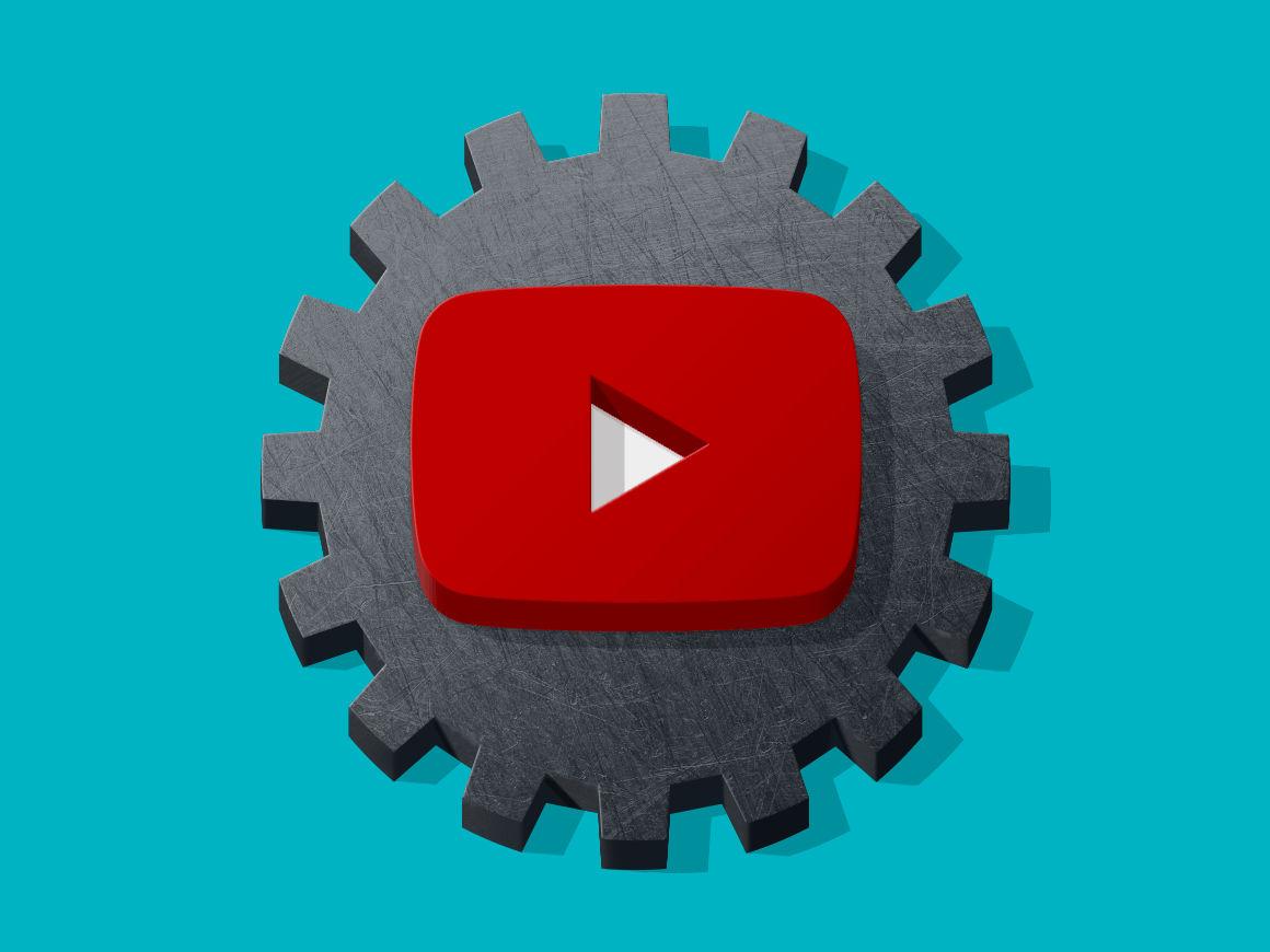 YouTube instellingen sim only simyo