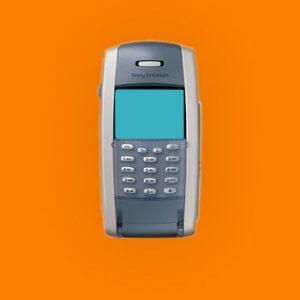 Sony Ericsson P800 sim only simyo