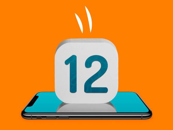 ios 12 nieuw besturingssysteem iphone sim only simyo