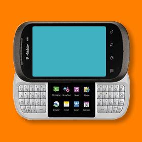 LG DoublePlay sim only simyo