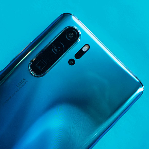 huawei p30 camera close up