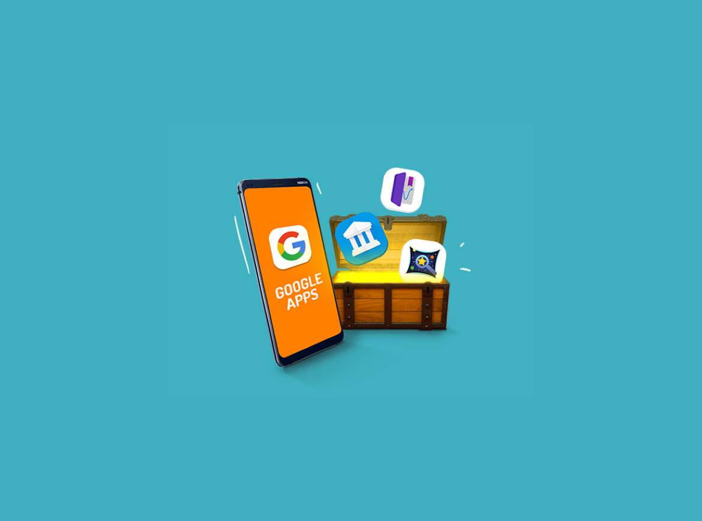 De beste apps van Google die je misschien niet kende