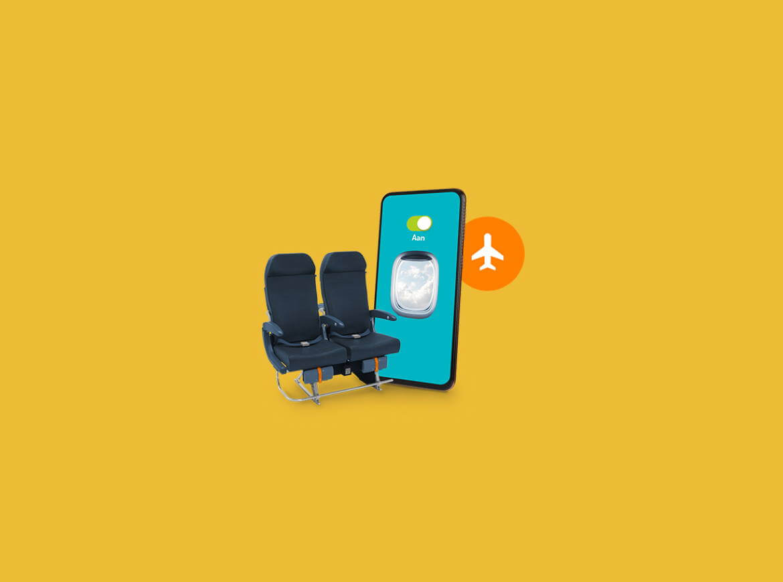 Is het echt nodig om je telefoon in vliegtuigmodus te zetten?
