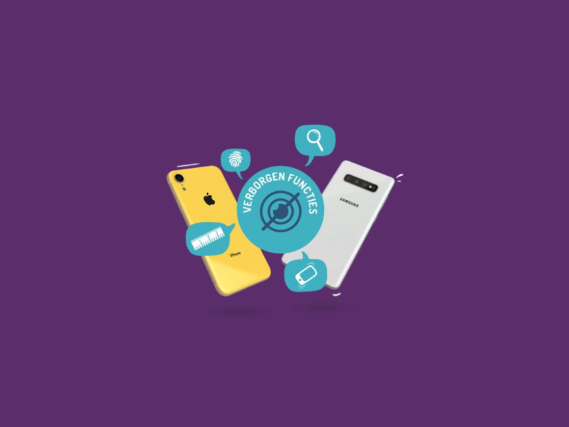 Verborgen trucs en functies van je Android of iPhone
