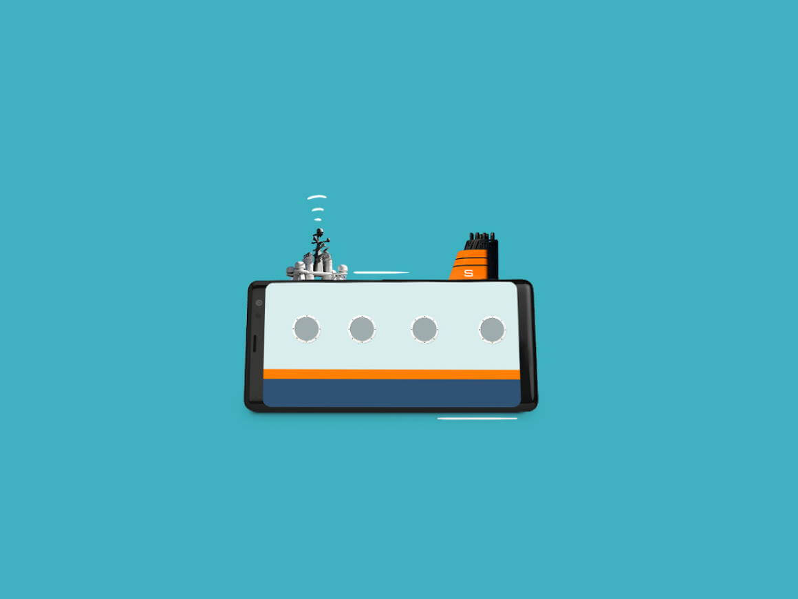 Alles wat je moeten weten over bellen en internetten op het maritieme netwerk