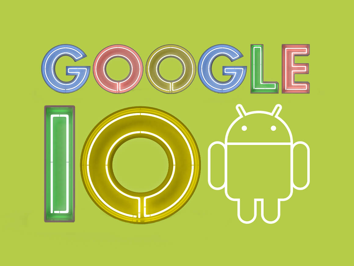 android q android 10 google io