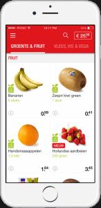 boodschappen apps