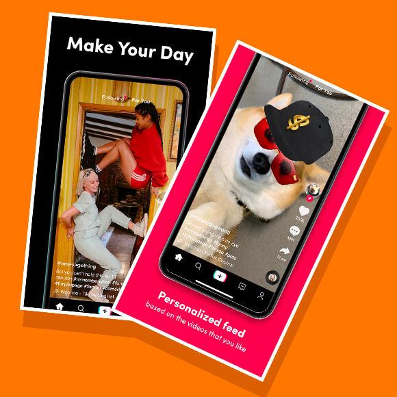 Simyo - Nieuwste Social Apps - TikTok