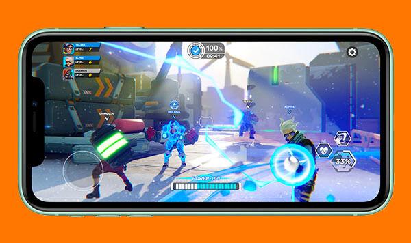 iphone 11 gamen