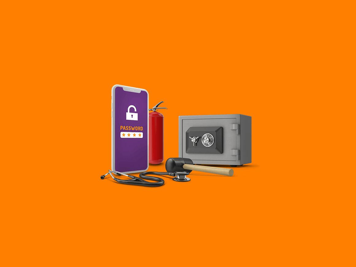 pincode pukcode telefoon