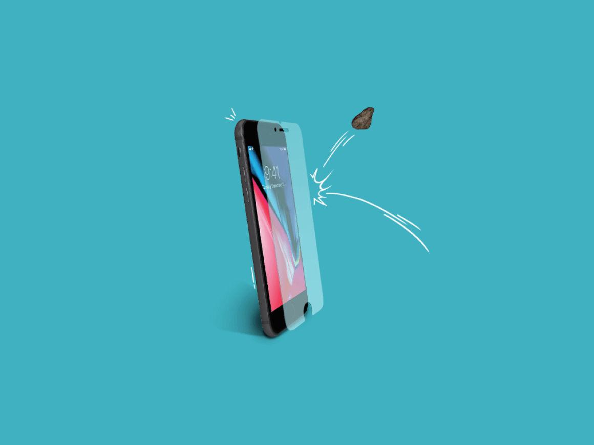 Een screenprotector kopen voor je telefoon: ga je voor glas of plastic?