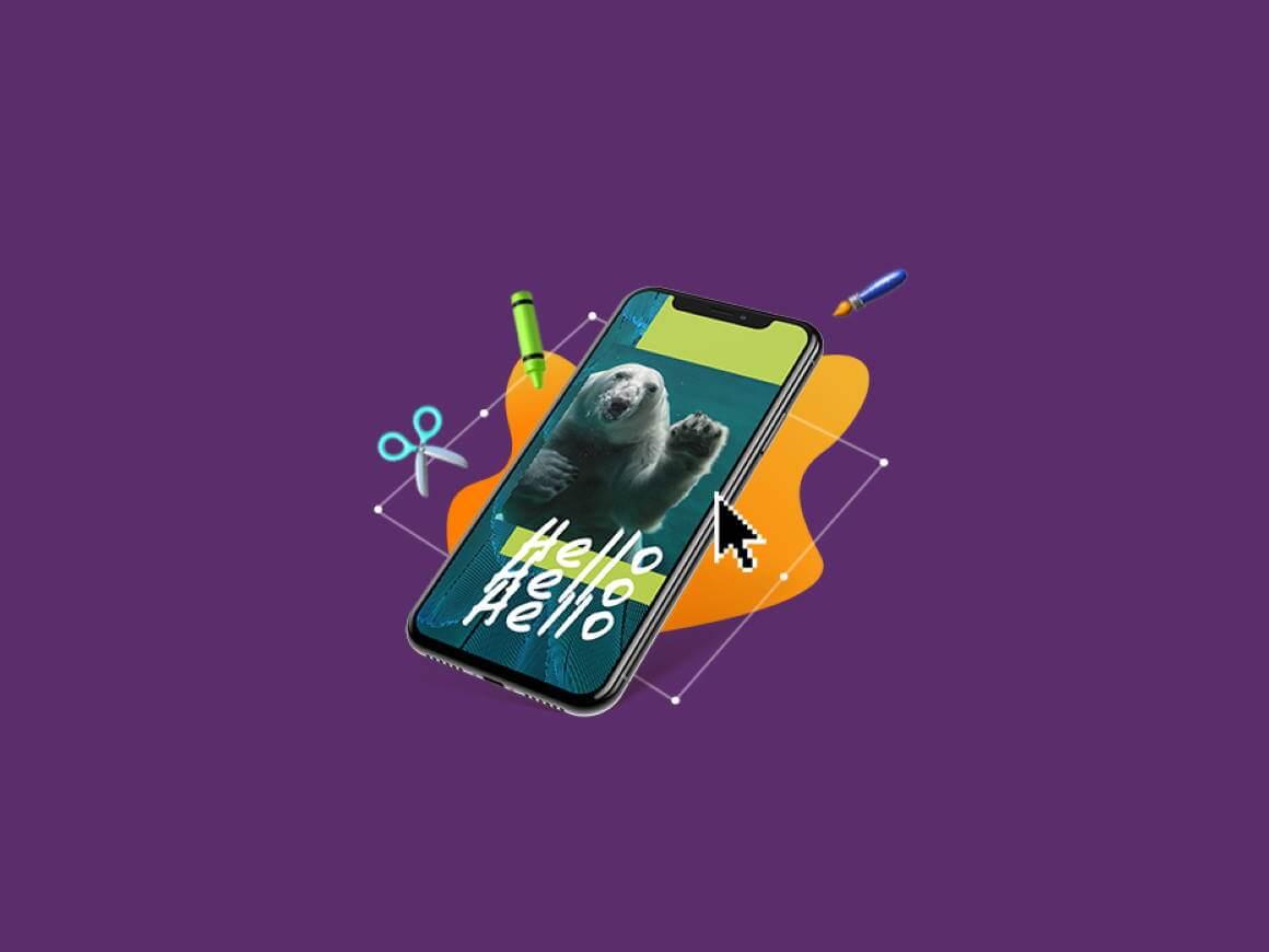 Wordt een designer met de beste vormgeving apps op je telefoon