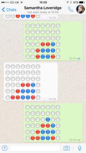 verrassende emoji