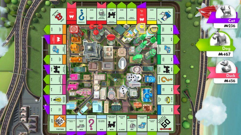 Monopoly op mobiel