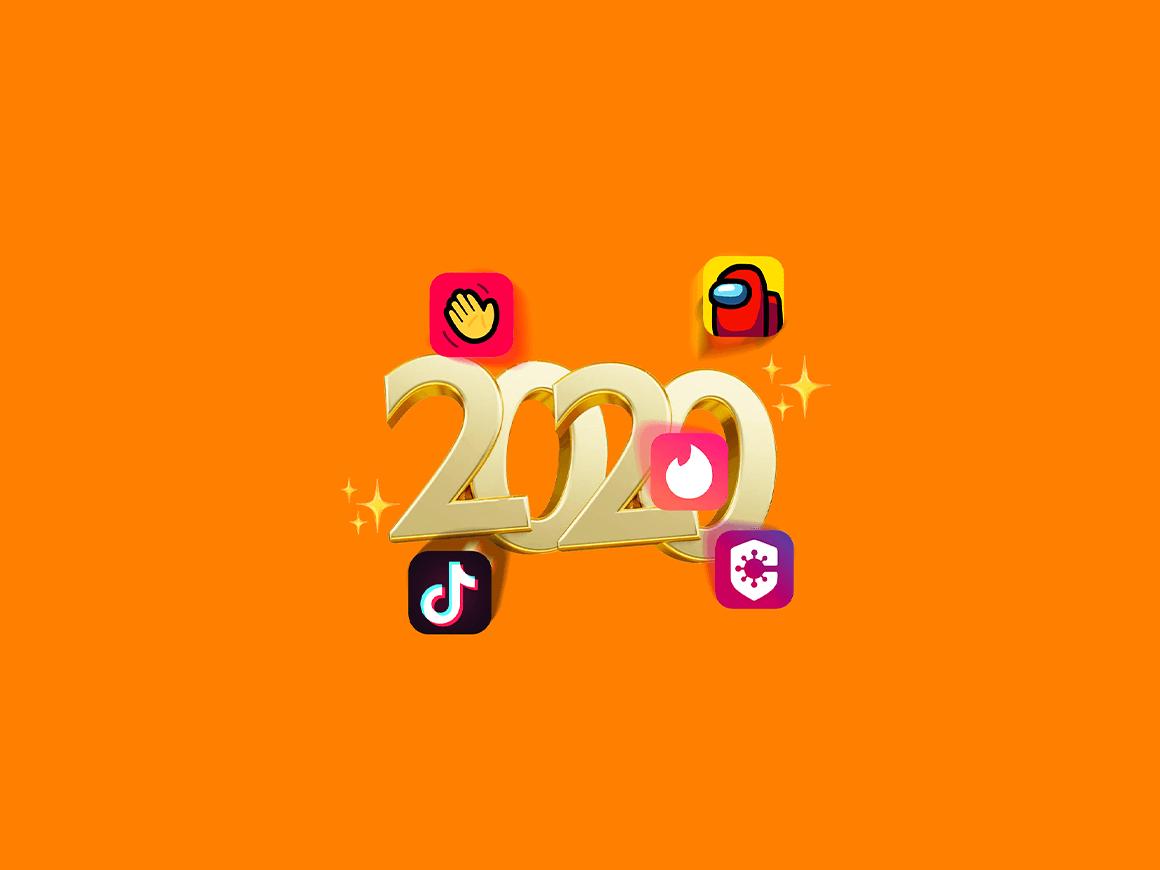 De apps van 2020