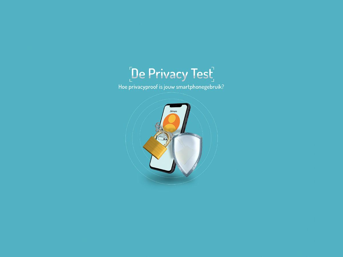 Weet jij welke slimme technieken er zijn om de baas te blijven over je eigen gegevens? Doe de Privacy Test en kom er achter wat voor een data slimmerik je bent!