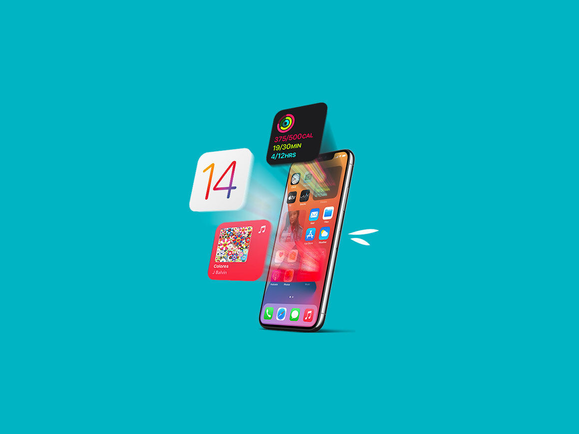 Alles over de iOS 14 widgets en hoe je ze gebruikt