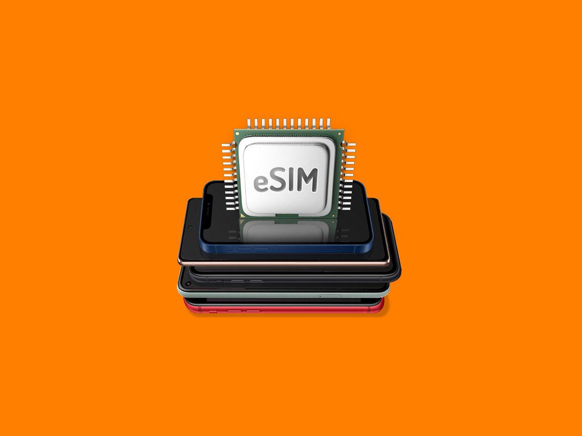 Dit zijn de 5 beste telefoons met eSIM