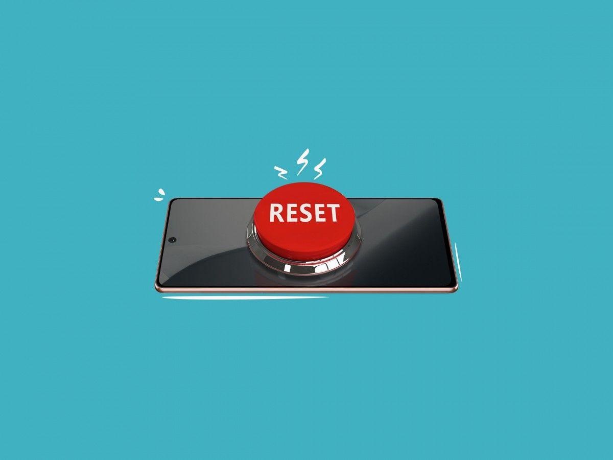 Samsung resetten, dit is hoe je dat doet