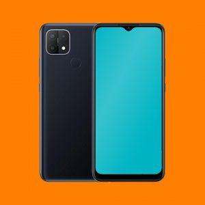 Beste prepaid telefoon Oppo A15